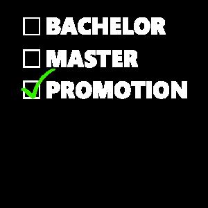 Doktortitel Doktor Promotion Promovieren Geschenk