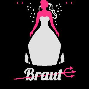 JGA - Braut security - Braut - Team - Teufel 3C