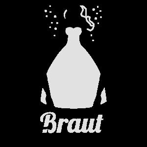 JGA - Braut security - Braut - Team - Teufel 2C