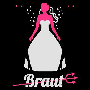 JGA - Braut - Braut security - Team - Teufel 3C