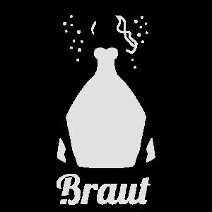 JGA - Braut - Braut security - Team - Teufel 2C