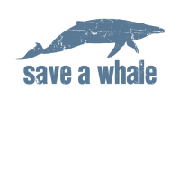 Save the Whales - Eat a Japanese Shirt
