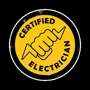 Zertifizierter Elektriker