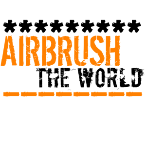airbrush the world
