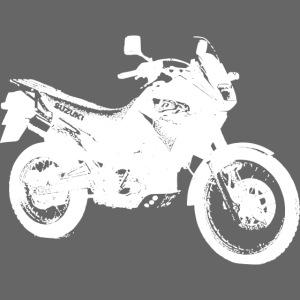 DR650RSE white