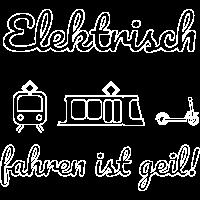 Elektrisch fahren ..geil