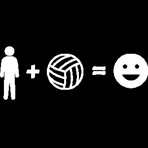 volleyball macht gluecklich