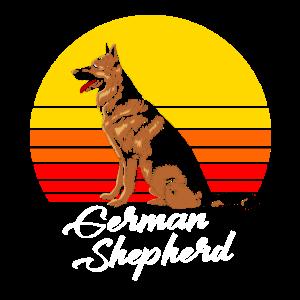 Deutscher Schäferhund Hund Wachhund IPO Diensthund