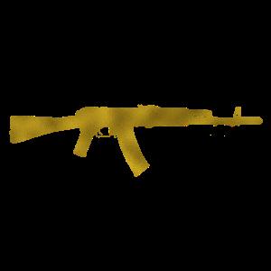 AK 47 Gold