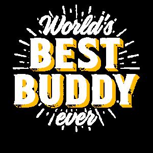 Best Buddy Bester Kumpel Freund Freundschaft