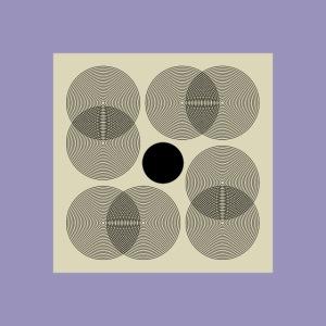 Geometric Mid Century Modern Composition