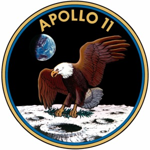 Apollo 11 logo NASA