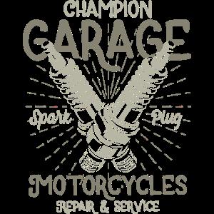 Champion Garage - Motorcycle Repair & Service