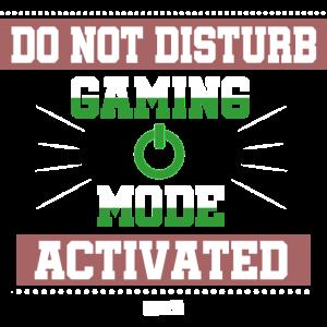Do Not Disturb Gaming Mode HARIZ Gamer Gaming Gesc