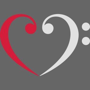wr lb heart