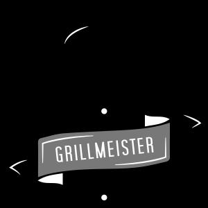 Grillmeister Grill Grillen Grillkönig Wurst Gabel