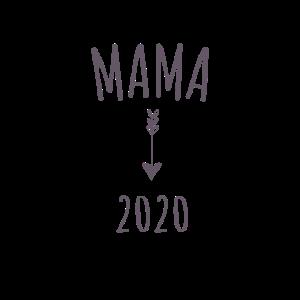Werdende Mama 2020 Schwangerschaft Spruch Geschenk