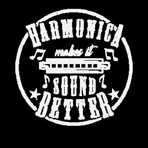Mundharmonika Blaskapelle Band Musiker Geschenk