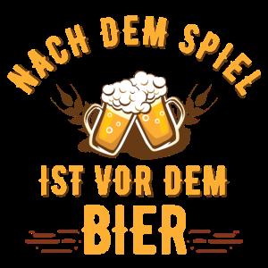 Bier Spiel Fußball Kreisliga