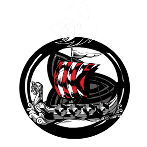 Wikinger,Schiff,Viking Wolf ship,Shirt Geschenk