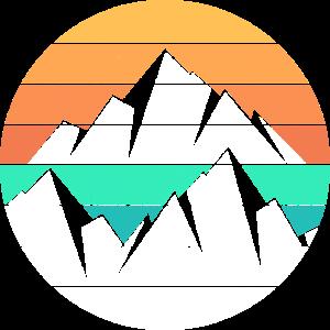 Heimat berge klettern wandern Natur Berg Geschenk