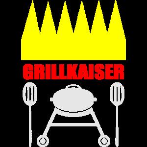 Grillkaiser Grillen Grillmeister Grillabend Grill