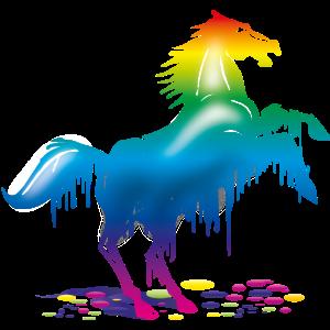Farben Pferd