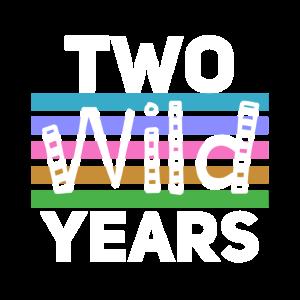 two years geburtstag birthday