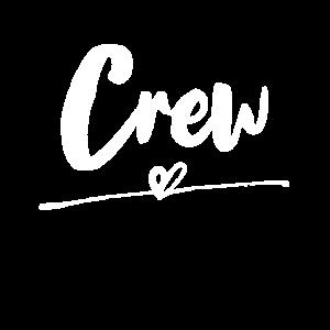 """Junggesellenabschied """"Crew"""""""