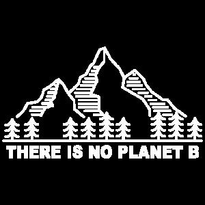 ES GIBT KEINEN PLANETEN B. Rette den Planeten.