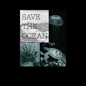 Save The Ocean - Rettet den Ozean / das Meer
