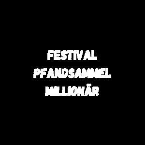 Pfandmillionär Festival Camping Geschenkidee