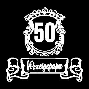 50 Jahre der Vorzeigepapa!