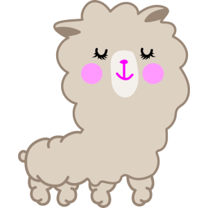 Kleines Lama