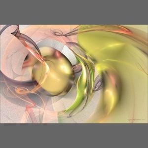 Abstrakti juliste - Celebration of fertility