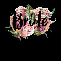 Bride - JGA - Blumen