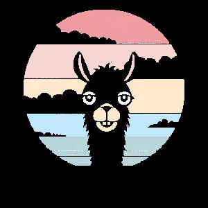Alpaka Zoo Geschenk