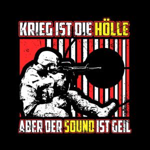 Krieg Soldat Bei Bundeswehr Armee Geschenk
