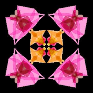 Mandala Bezier 15