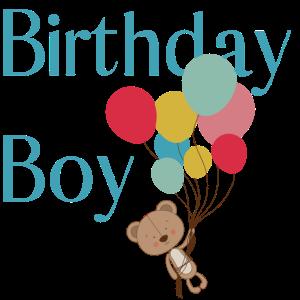 Birthday Boy - Geburtstagskind