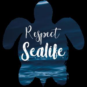 Meeresbewohner schützen