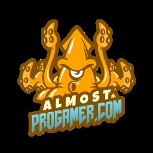 Gaming-Logo-Hersteller mit einem Tintenfisch-Monster 1847f