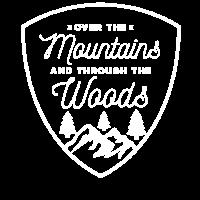 Über die Berge und durch die Wälder