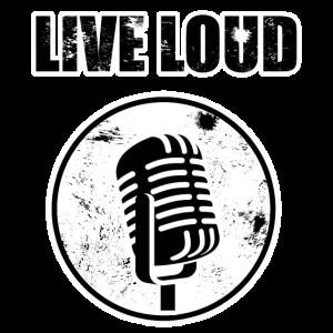 Musik Metal Rock Live Loud Mikrofone Damen Herren