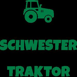 Tausche Schwester gegen Traktor