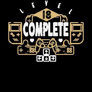 level 18 unlocked complete geburtstag