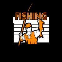 Fishing Anglerlogo Angeln Logo Angelverein Angler
