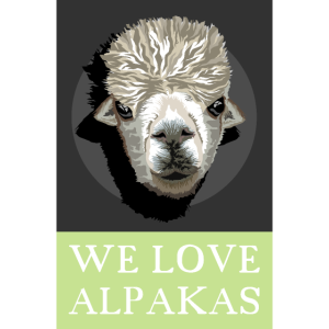 we love alpakas