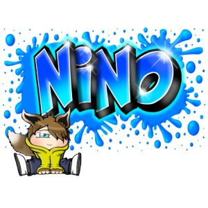 nino Graffiti name printable free