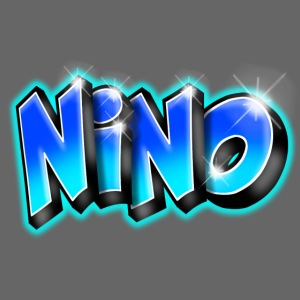 NINO graffiti name printable